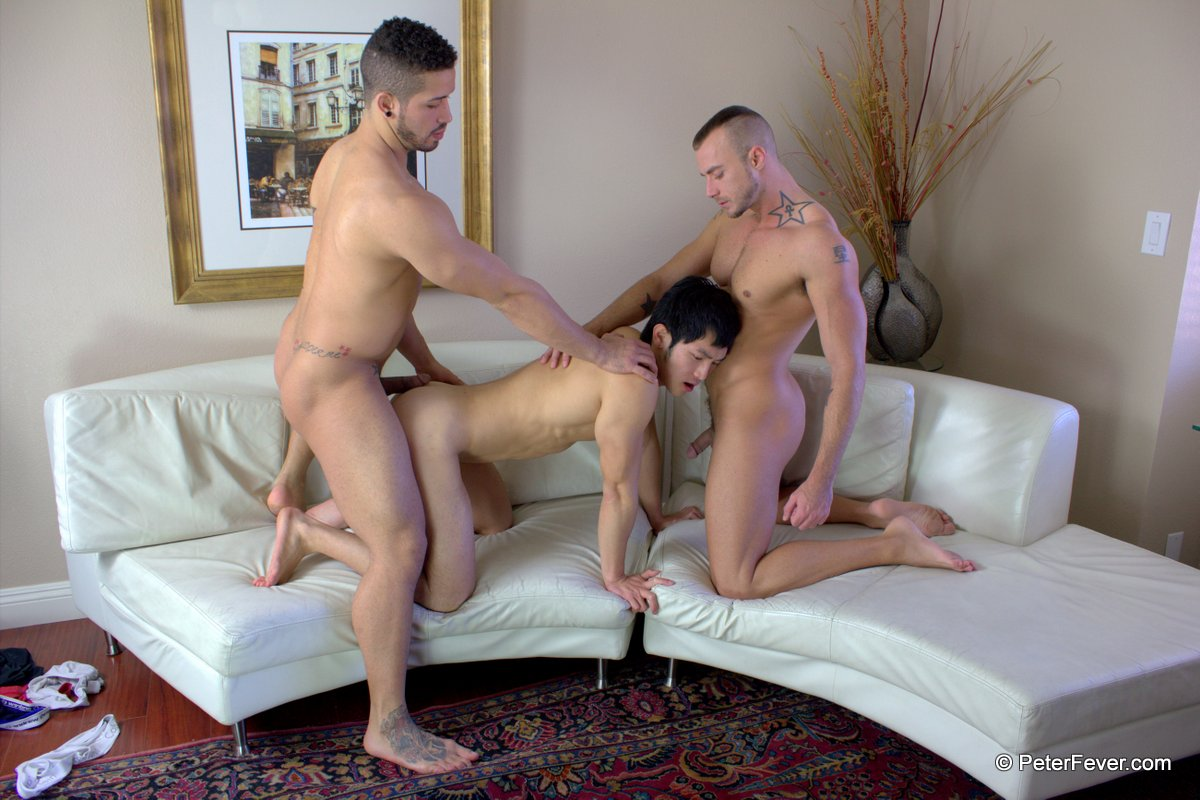 Peter-Fever-Eric-East-and-Trey-Turner-and-Jessie-Colter-White-Muscle-Guys-Fucking-Asian-Guy-Amateur-Gay-Porn-20 Sexy Asian Gets Fucked Hard In An Amatuer Muscle Threesome