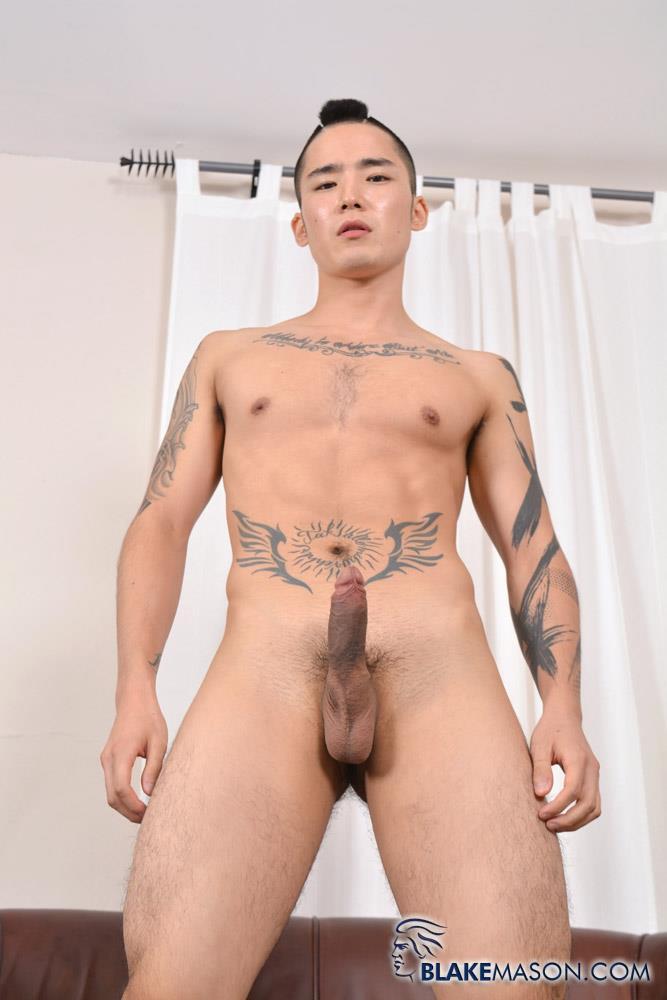 Blake-Mason-Yoshi-Kawasaki-Asian-Twink-Jerking-Off-Amateur-Gay-Porn-07 Japanese Twink Stroking His Big Asian Cock