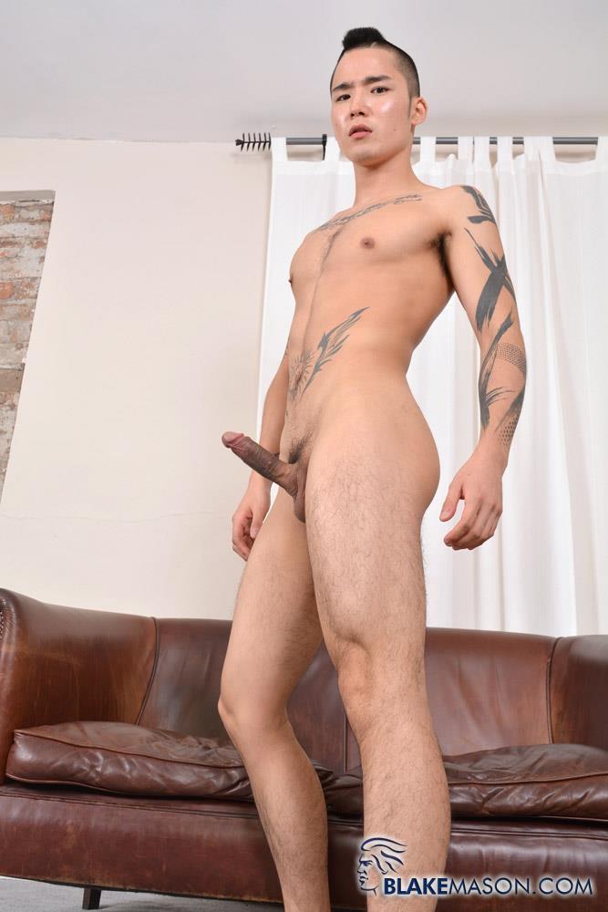 Blake-Mason-Yoshi-Kawasaki-Asian-Twink-Jerking-Off-Amateur-Gay-Porn-09 Japanese Twink Stroking His Big Asian Cock